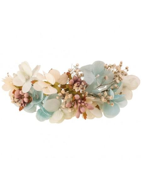 Tocado-novia-tonos-pastel-flor-pistilos